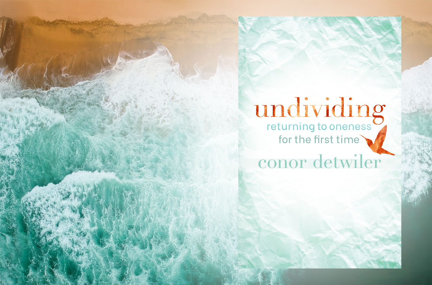 Book cover of Undividing: Returning to Oneness for the First Time